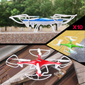 LH X10 2.4GHz 4CH 6Axis Gyro RC Drone Helicopter Radio Control Drone Headless Mode
