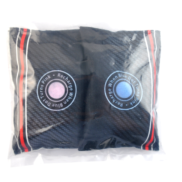 Natural Eco Silica Gel Reusable Car Dehumidifier Bag with Smart Indicator made in China