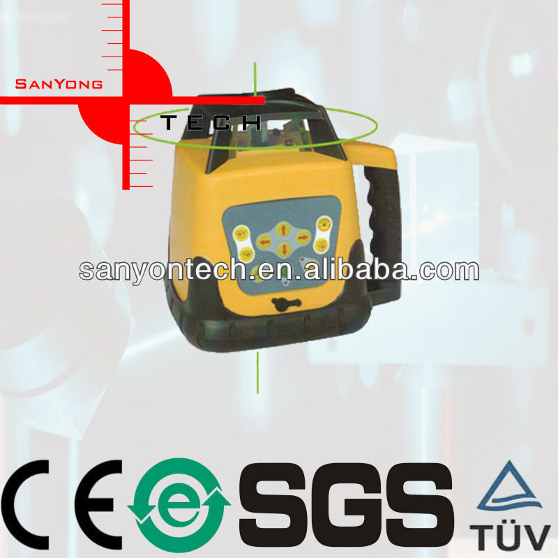 Green Beam Rotating Laser Level SR40G