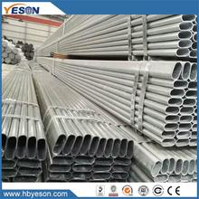 Q235 Building Material Black Square Steel Pipe Steel Tube