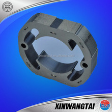 External rotor motor stator core and stamping