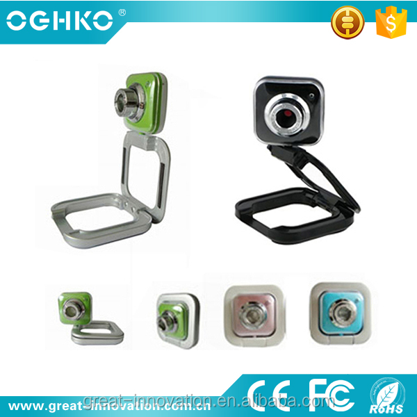 1.3MP foldable driverless usb 2.0 webcam driver