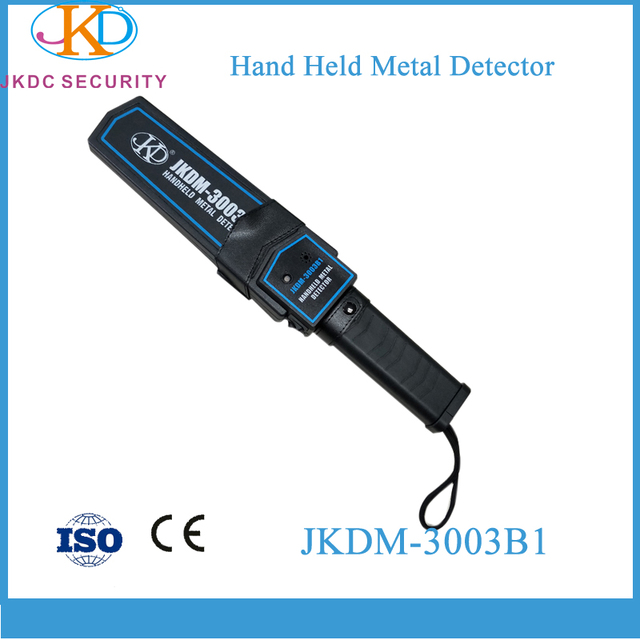 Mini hand-held metal detector security system factory price