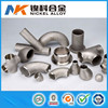 Manufacture various shapes nickel alloy inconel 625 pipe fittings
