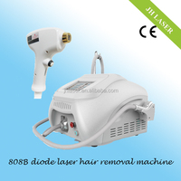 Hot New 400W Portable 808nm diode laser hair removal/Body and Face depilation laser