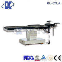 5 function electric patient bed eye operation surgery orthopedic table electric
