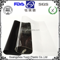 High Tensile Strength Transparent Polyester TPU Film Used For Medical