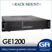 GE1200 industrial motherboard mini itx rackmount pc chassis made in china