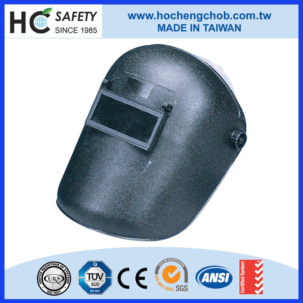 Construction Welders face shield handle head protective safety helmet