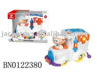 B/O Bump&go Cartoon Ambulance w/music,light