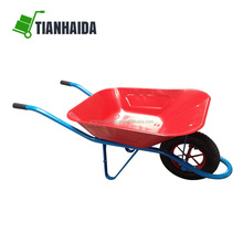 cheap china 85l motorized wheelbarrow