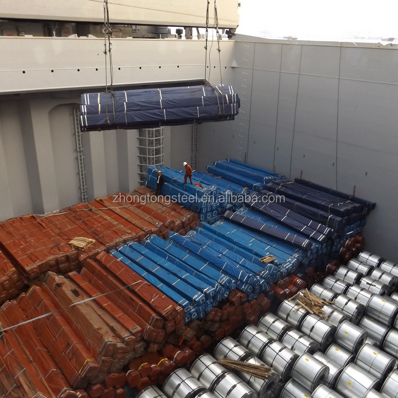 OIL THREATED SQUARE STEEL TUBE HOLLOW SECTION