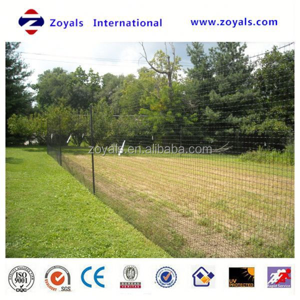 Professional ISO Manufacturer horse/sheep/goat/farm/field/cattle fence
