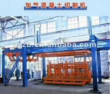 Ground Turning Over AAC Block Cutting Machine with ISO Certificate in comepetitive price