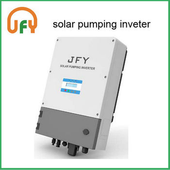 HOT PV support three phase solar pumping inverter 5500W