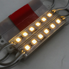 good price led module smd 5054 white /warm white 6 leds led module