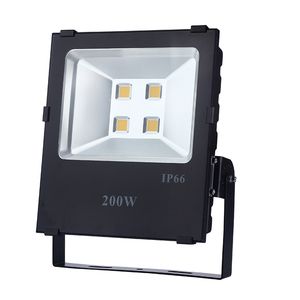 flexible solar panel chip 200w color changing outdoor led flood light