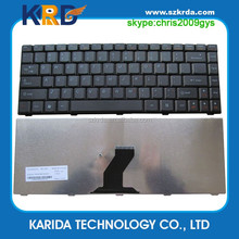US UK Spanish Russian Brazil Arabic Italian laptop keyboard for Lenovo B450 N480 G470 notebook keyboard