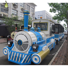News The latest hot product track trains Amusement park miniature for sale