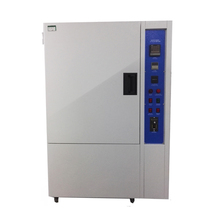 UV lamp yellowing rubber heat aging test chamber/equipment