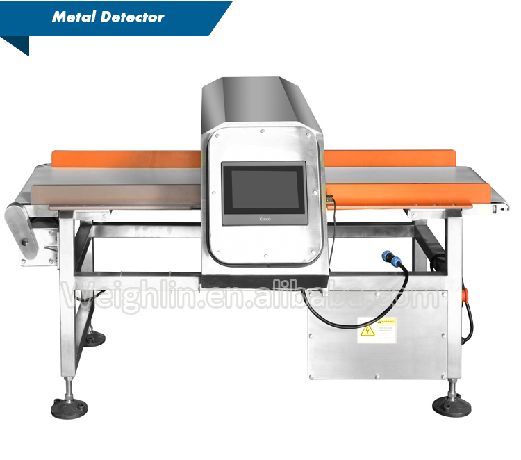 Full packing line dosing filling packing system with sealing machine metal detector and weight checker for packing beans grains