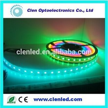 apa102 full color changing 60leds/m led strips light 4pin connector.