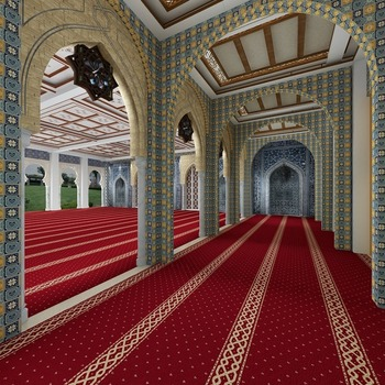 china axminster carpet for mosque