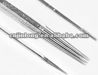 Round shader tattoo needle in stainless steel high quality