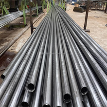Carbon Steel Cold Drawn Seamless Tubes , Steel Hydraulic Tubing No Deformation