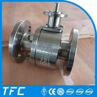 Practical duplex steel F51 ball valve, industrial strainer stainless steel