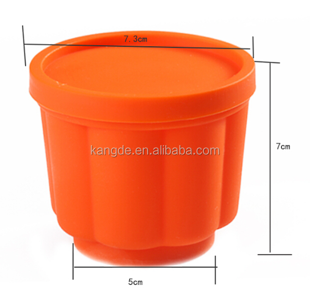 Mini Silicone Cups for Baking Cakes, Silicone Sweets Baking Cake Mould Cups