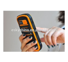 Hot sale S09 rugged mobile phone Quad core/GPS/WIFI 3G (IP68) PTT android smart outdoor mobile phone