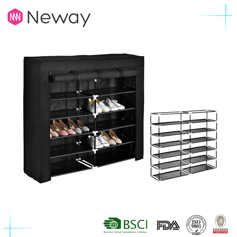 Professional Design Non-Woven Shoes Cabinet Display Cabinet In Malaysia Storage Cabinet