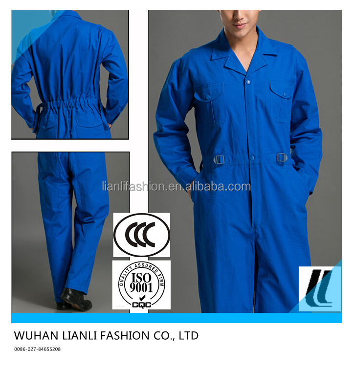 boiler suit workwear work coverall man jumpsuit