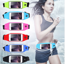 Waterproof Sport Gym Waist Bag Case For iPhone 6 4.7inch