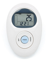 Advanced 3D Accelerometer Motion Sensor Target Precise Pedometer with Calories Distance Step Count