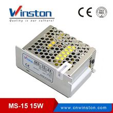 HOT AND NEW 15W Single output minisize power supply 24v 15w led driver