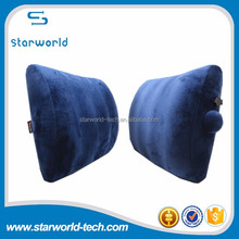 Hot Sale Back Cushion Pillow For Travel Car Accessory Back Cushion