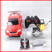 3in1 hot remote control stunt car