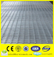 factory supply high quality welded wire mesh concrete/hot-dipped galvanized welded wire mesh panel