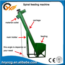 Widely use automatic spiral feeding machine with cheap price