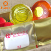 Colorful and beautiful glycerin transparent soap bath base