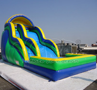 Top selling inflatable slide,indoor inflatable slide bouncer