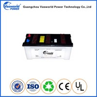 12v 100ah 120ah 150ah 200ah Lead acid all kinds of dry batteries for trucks and tractors