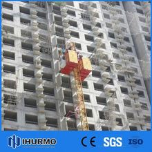 Hot sale electric rack and pinion construction hoist