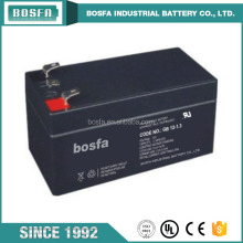ups 12v battery 1.3ah 12v waterproof rechargeable battery pack