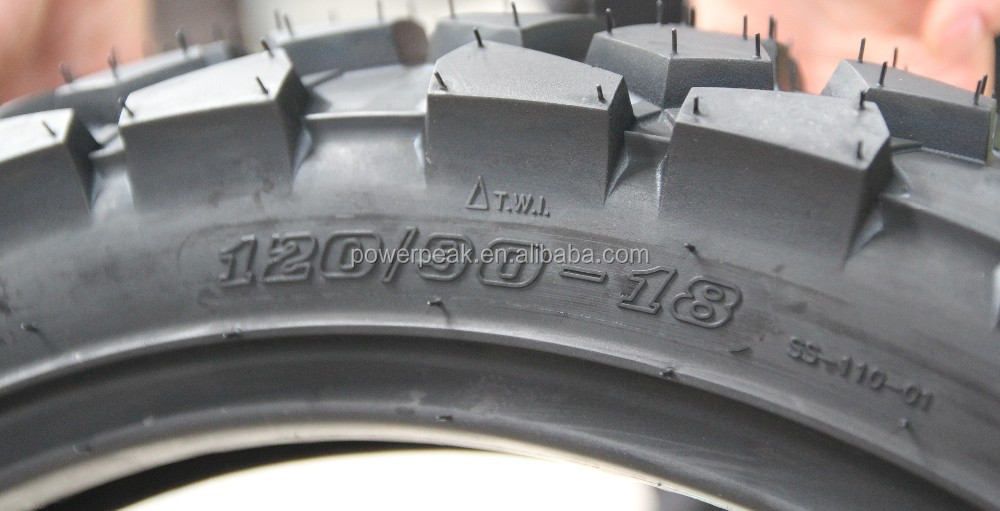 motorcycle tires 120/90-18 120/80-18 410-18 motocross / off road pattern