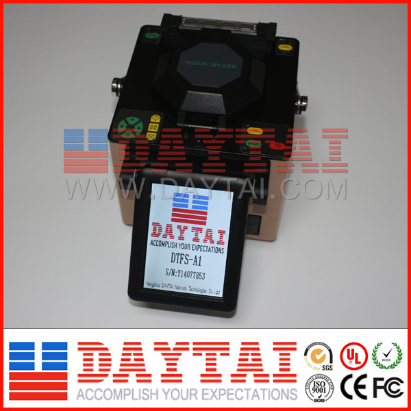 Leading Chinese Fusion Splicer with Stable Splicing Fiber Performance( DTFS-A1 Fushion Splicer)