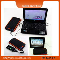 12V 23000mAh Solar Panel Power Bank External Battery Charger for laptop / tablet / smartphone