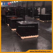 Factory Price Fire Resistant Magnesia-carbon Brick Converter Ladle Brick for Steel Industry